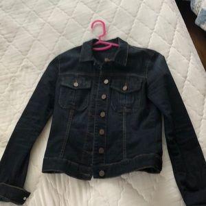 Barely worn jean jacket